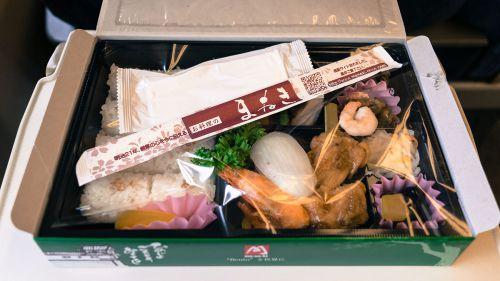 姫路駅で買った定番駅弁「味づくし」まねき食品