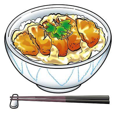 【750円】近所の中華料理店のカツ丼定食がこちらwww