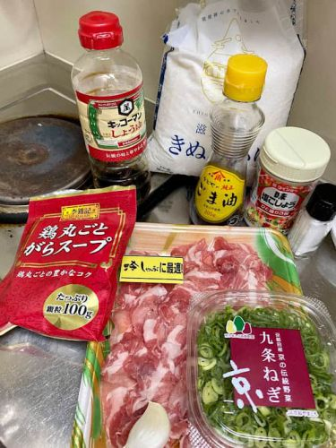 ネギ塩豚丼作ったぞーいw & (´・ω・`)煮豚丼作ったけど盛りつけがヤバイから飯テロ注意な