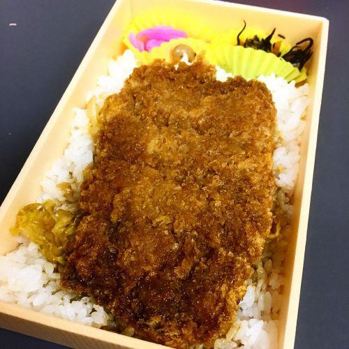 カジキソースカツ丼(880円/福島県/A-0)